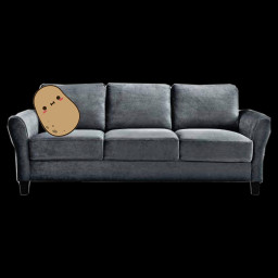 potatoes couches chill cool iambired viral likeandfollowformore freetoedit