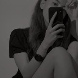 anukihoffmann style art kunst aesthetic aesthetics schwarzweiß selfportrait selfie mirror selfish loveyourself blackandwhitephoto freetoedit