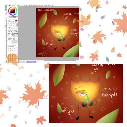 fireafy seasons artwork freetoedit