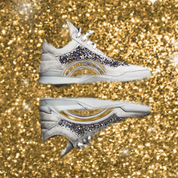 glitterbackground gold brusheffect watereffect freetoedit ircdesignyourdreamshoe