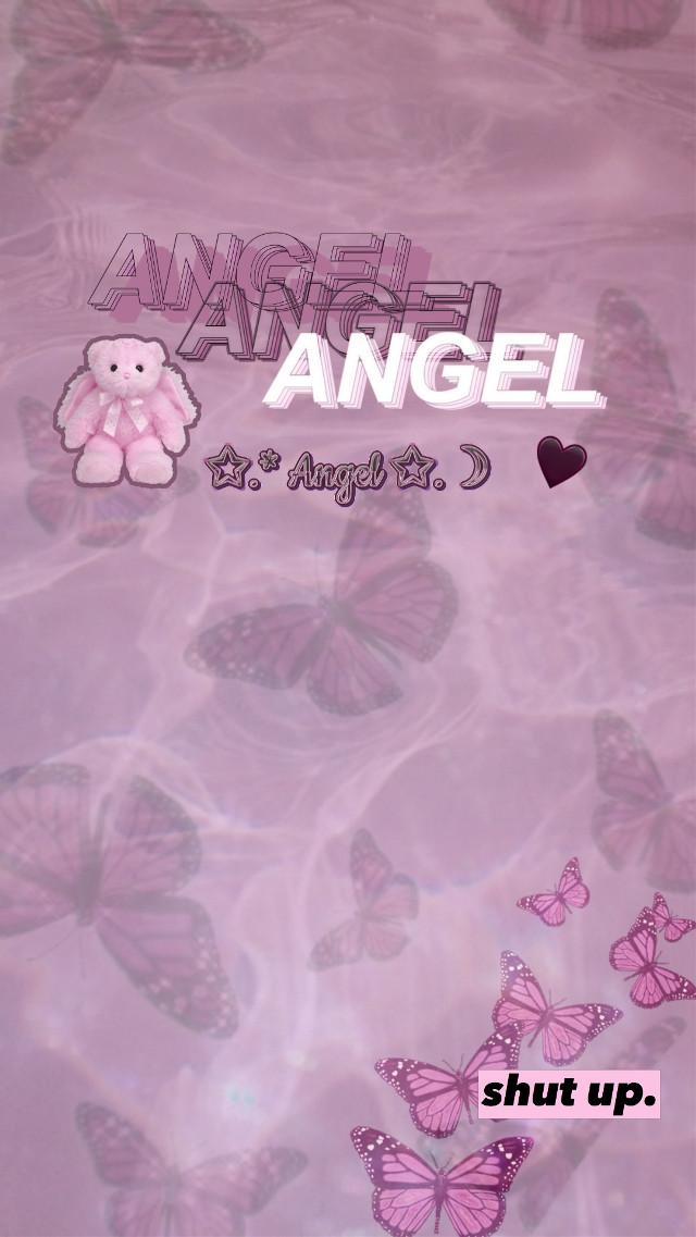 #pink#pinkaesthetic#aesthetic#butterfly#butterflies#pinkbutterflies#cute#water#glitter#sparkles#heartemoji#angel#plush#plushie#shimmer#y2k#text#princess#90s#wallpaper#background#black#hotpink#lightpink#angelcore