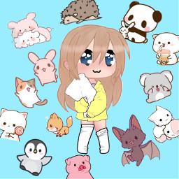 cute animallove freetoedit