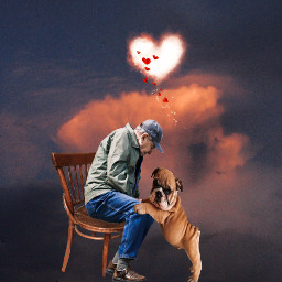 rcthankful oldman dog friend friends freetoedit