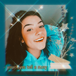 replay charlidamelio charli addisonrae blueaesthetic quotes makeawesome madewithpicsart myedit tiktok tiktokstar papicks glitter aesthetics freetoedit