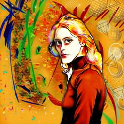 picsart multicolor amazing art myedit beautifuledit love girl remixed remixit freetoedit