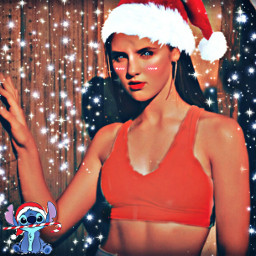 savannahclarke natal christmasmakeup freetoedit