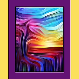 digitalart modernart popart abstractart artisticexpression colorful oilpaintingeffect mydesign myedit freetoedit