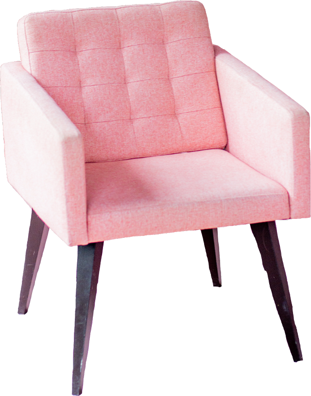 #chair #pinkchair #midcentury #modern #furniture #seat #decor #decoration #home #pink #freetoedit #upholsteredchair #upholstery