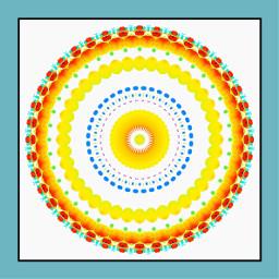 digitalart modernart popart abstractart artisticexpression colorful kaleidoscope mydesign myedit freetoedit