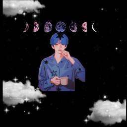 teahyung moon music k koren freetoedit