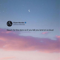 freetoedit shawnmendes quotes cloudes sunset aestheticquotes pretty