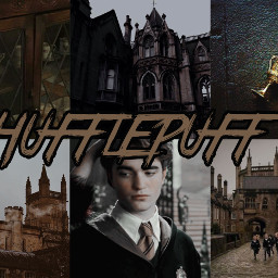 hufflepuff hufflepuffaesthetic aesthetic interesting hogwarts harrypotter harrypotteraesthetic hp freetoedit