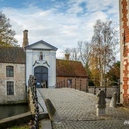 photography travel citytrip colorful belgium bruges begijnhof brugge worldheritagecity