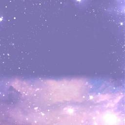 freetoedit wallpaper purple glitters clouds