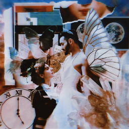 astrology space galaxy galaxyedit astrologyart butterfly butterflyaesthetic retro retroaesthetic aesthetic orangeaesthetic orange blue blueaesthetic crystals couple fuckgenderroles masculine toxicmasculinity feminism feminine freetoedit