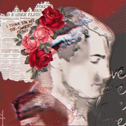 massimoranieri quieadesso fanarts vintageaesthetic vintageeffect love roses freetoedit
