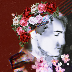 massimoranieri vintageaesthetic roses fanart quieadesso love freetoedit