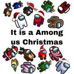 whenischristmas itisanamomguschristmas freetoedit