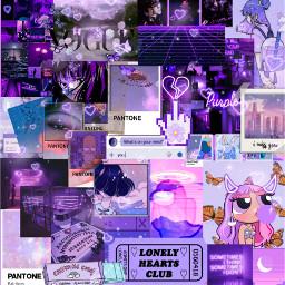 purple purpleaesthetic backroundimage freetoedit