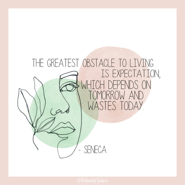 The greatest obstacle to living is expectation, which depends on tomorrow and wastes today. - Seneca - - - #quotes #quotestoliveby #quoteoftheday #freetoedit  #madewithpicsart #picsart #aquarell #watercolor #scrapbook #outline #picsartmaster #wednesdaywisdom #picsartsticker #art #edit