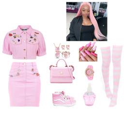 pink blackgirlfashion