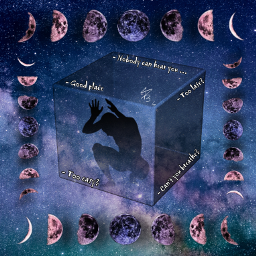freetoedit tb p2 space box stuck srcmoonaesthetic moonaesthetic