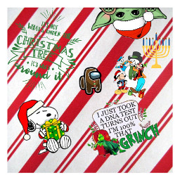 christmas thegrinch snoopy mickey babyyoda hanukkah freetoedit ccwintermoodboard wintermoodboard