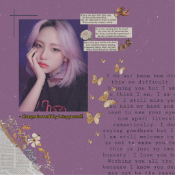 cute replay koreangirl aesthetic purple dark vintagegirl vintageedit aestheticedit beauty freetoedit