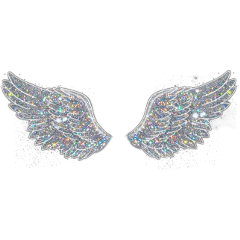 glitter glittery glitters aesthetic sparkle background black blackaesthetic selfie bling brillos estrellas aestheticbackground glitterbackground overlay layover wings glitteroverlay wing angel alas fly pngbyet freetoedit