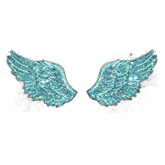 glitter glittery glitters aesthetic sparkle background black blackaesthetic selfie bling brillos estrellas aestheticbackground glitterbackground overlay layover wings glitteroverlay wing angel alas fly pngbyet blue freetoedit