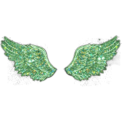 glitter glittery glitters aesthetic sparkle background black blackaesthetic selfie bling brillos estrellas aestheticbackground glitterbackground overlay layover wings glitteroverlay wing angel alas fly pngbyet green freetoedit