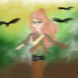 blur nature bird oc aesthetic