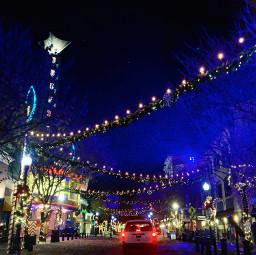 freetoedit downtown holiday christmas