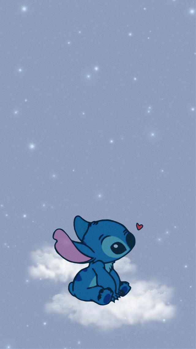 💙 #stich #clouds #sky #pretty #cute #cartoon #stichwallpaper #wallpaper #aesthetic #aestheticwallpaper #childhood #cutewallpaper #sparkle #glittery #papicks #picoftheday #ily #stayinspired #wallpaperedit #blue #lightblue #stars #ohana #heart #sweet