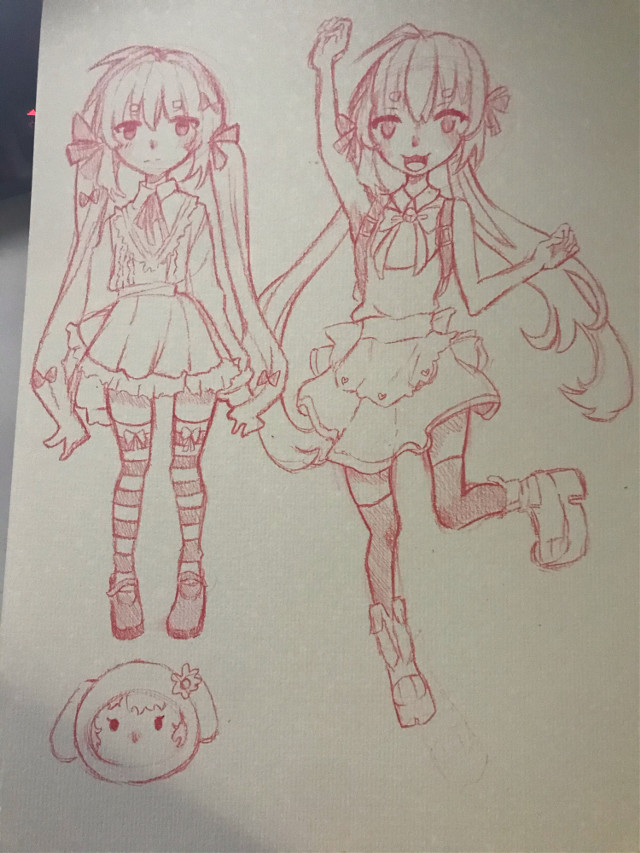 monday doodless!! ^^ sorry for the bad lighting ಠ_ಠ      #interesting #art #animeartstyle #anime #artstyle #artanime #doodlesketch #sketching #mondaymornings #iloveartwork #youarevaild #haveaniceweek #art #foryoupage