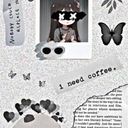 gray graywallpaper anime sad wallpaper animewallpaper sadwallpaper cute asthetic astheticwallpaper background graybackground sadbackground freetoedit