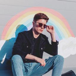 freetoedit rainbow rainbowcolors rainbowstroke doodles colorful colors aesthetic