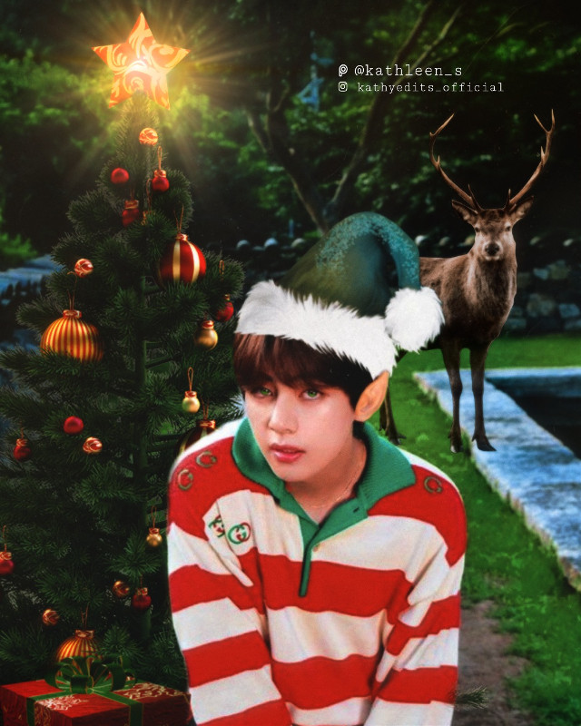 🌟🎄🎁 #bts #kpopedit  #merrychristmas  #cristmas  #v #taehyung  #myedit  #elf ##santastophere #kpopidol  #heypicsart  #hohoho #manipulation  #star  #freetoedit  #manipulationedit  #magic  #night  #imagination #forest  #inspiration