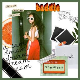 vintage girl vcr grunge interesting art beach california party orange colors tape camera oldie vintageaesthetic grungeaesthetic freetoedit