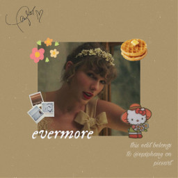 taylorswift evermore taylorswiftevermore cottagecore aesthetic tumblr freetoedit