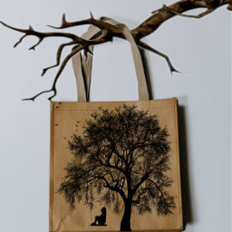 tree bag simple freetoedit ircdesignthebag designthebag