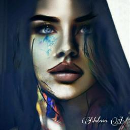 photography selfportrait artisticselfe darkart sadness