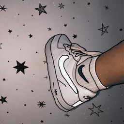 stars shoes aestehtic freetoedit srcstarsbackground starsbackground
