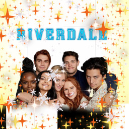 riverdale cast loveyourself freetoedit