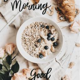 goodmorning breakfast freetoedit