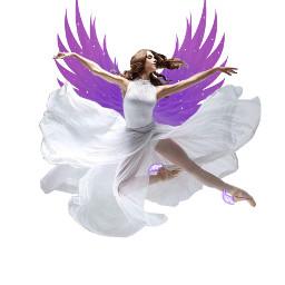 ballet freetoedit ecneonwings neonwings