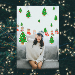 christmas freetoedit unsplash christmasreplay