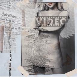 ari grande positions aesthetic editedwithpicsart freetoedit ecpositionsalbum positionsalbum
