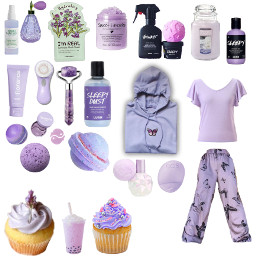 spa day lavender spaday freetoedit