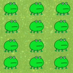frog aesthetic wallpaper freetoedit